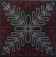 redwork and colourwork