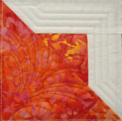 double square star quilt block