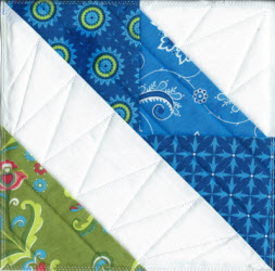 summer garden set 2 quilt square